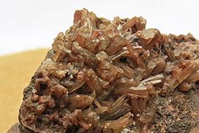 stengelige Barytkristalle gefunden von Ulrich Brunzel am 01.09.2013