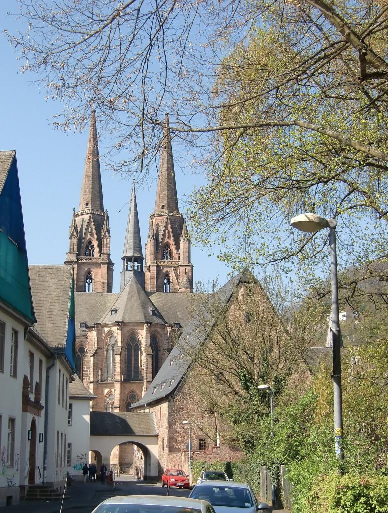 Minearalogisches Museum Marburg und Elisabethkirche