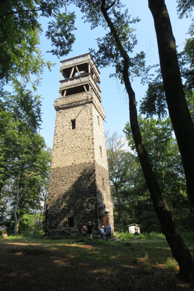 Abb. 36: Vom Lydiaturm… (Foto: Udo Becker)