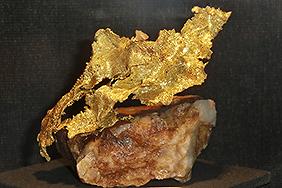 Goldblechstufe